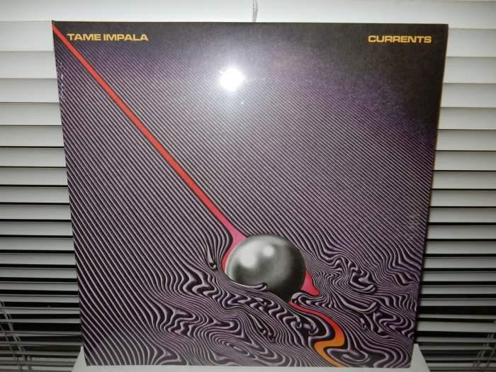 """Tame Impala """"Currents"""" 2XLP Vinyl Gatefold"""