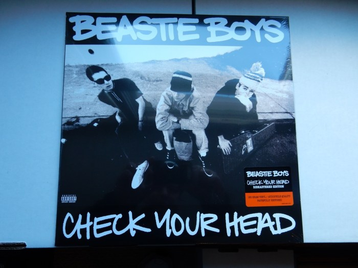"Beastie Boys ""Check Your Head"" 2XLP Vinyl Gatefold Remastered"