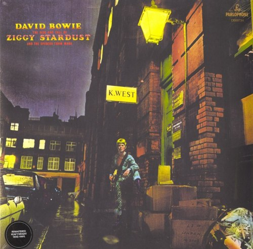 David Bowie - Rise & Fall of Ziggy Stardust & Spiders from Mars - 180 Gram, Vinyl, LP, Reissue, 2016