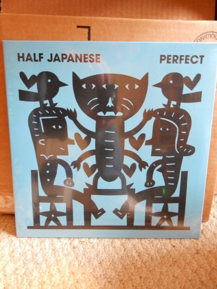 "Half Japanese ""Perfect"" Vinyl LP 2016 New"