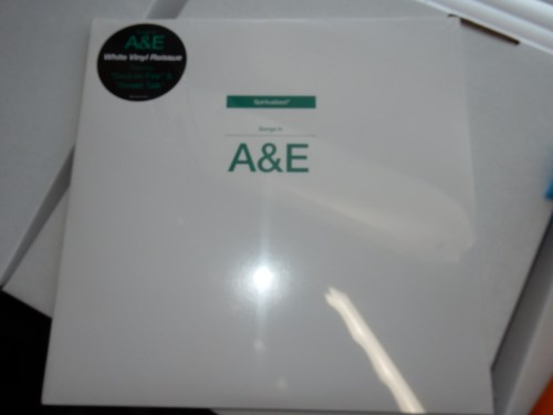"Spiritualized ""Songs In A&E"" White 2XLP Vinyl Reissue"