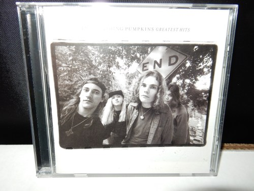 "The Smashing Pumpkins ""Greatest Hits"" CD"