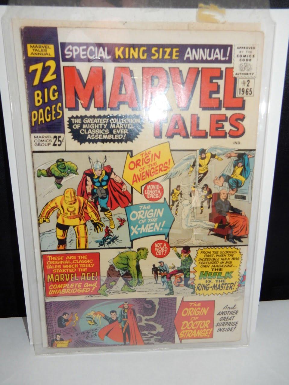 Marvel Tales Silver Age Comics