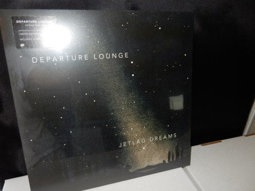 Departure Lounge[1] were an English musical group consisting of: Tim Keegan - lead vocals, guitar (ex-Ringo, Robin Hitchcock & the Egyptians,[2] Homer) Jake Kyle - bass, trumpet (ex-Robin Hitchcock & the Egyptians) Chris Anderson - guitar, keyboards, saxophone, oboe (ex-Supermodel, Map[3]) Lindsay Jamieson - drums, keyboards (ex-Supermodel)[4]