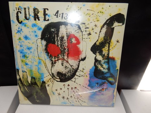 "The Cure ""4:13 Dream"" 2XLP Vinyl 2008 New Sealed"