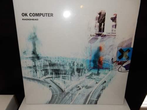 "Radiohead ""Ok Computer"" 2016 2XLP 180 Gram XL Recordings"