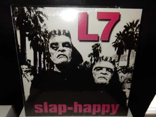 L7 Slap-Happy reissue