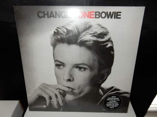 "David Bowie ""ChangesOneBowie"" Greatest Hits 180 Gram 2016 Reissue"