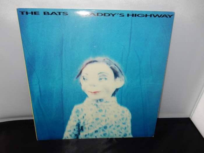 "The Bats ""Daddy's Highway"" Vinyl LP Communion 1987"