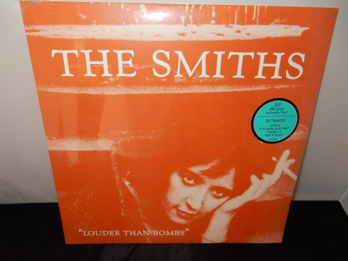 "The Smiths ""Louder Than Bombs"" Remastered 180 Gram 2XLP Vinyl"