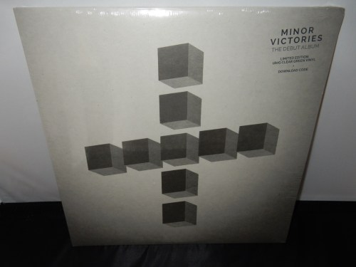 "Minor Victories ""Minor Victories"" Ltd Ed 180 Gram Colored Vinyl"