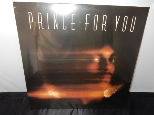 "Prince ""For You"" Vinyl LP Reissue Warner/NPG Records 2016"