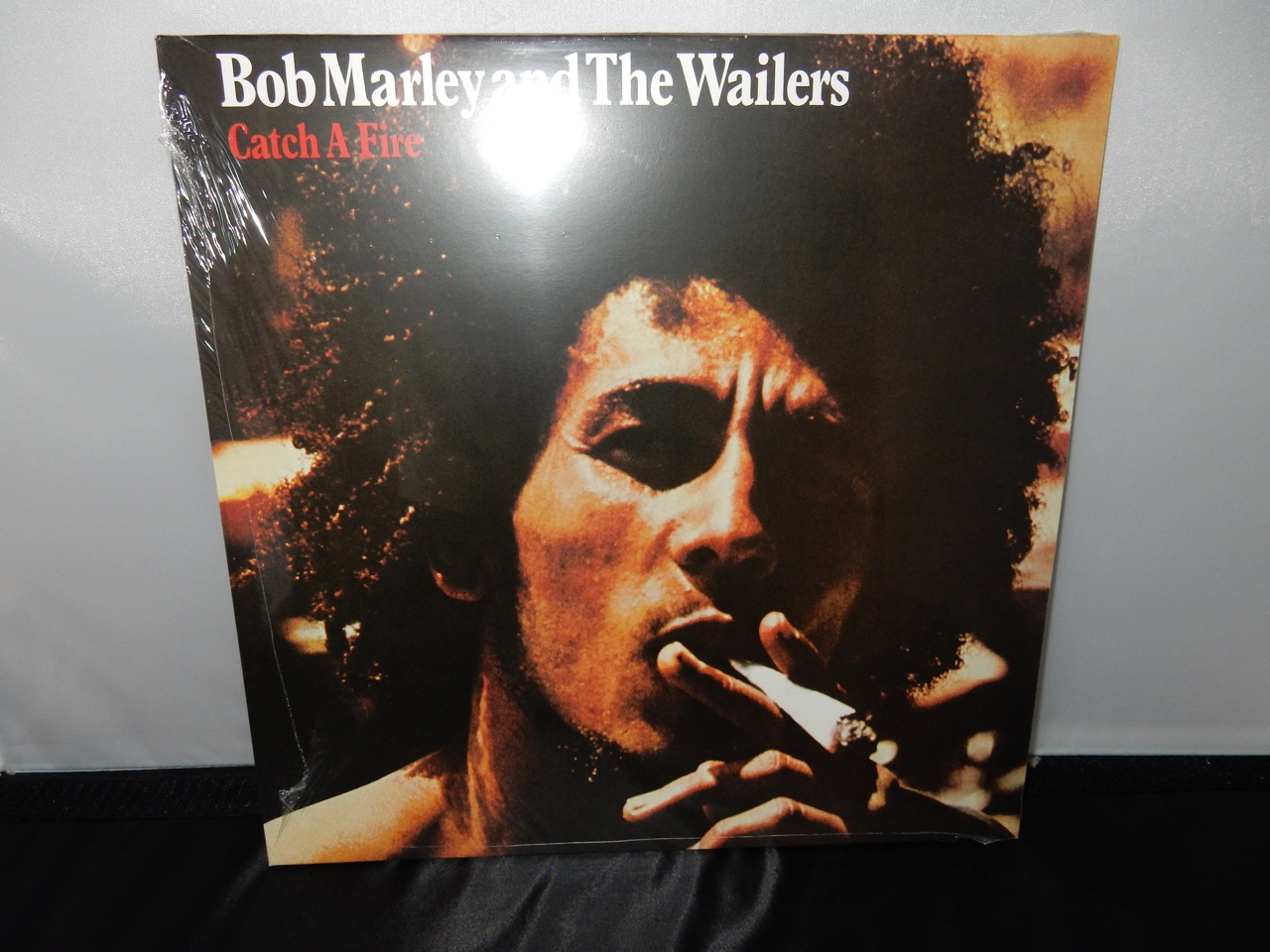"Bob Marley & The Wailers ""Catch A Fire"" 180 Gram Remastered Reissue"