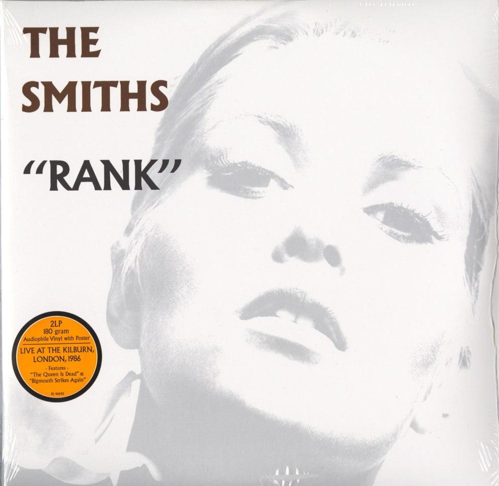 Smiths - Rank - 180 Gram, Double Vinyl, 2XLP, Remastered, Rhino, 2016