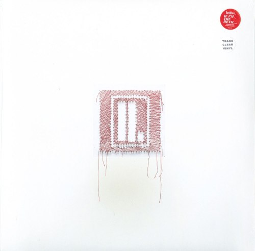 "Letlive ""If I'm The Devil"" Ltd Ed Clear Vinyl LP – Epitaph Punk Alt-Metal"