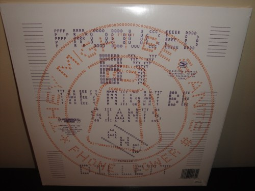 "They Might Be Giants ""Phone Power"" Vinyl LP 2016 New"