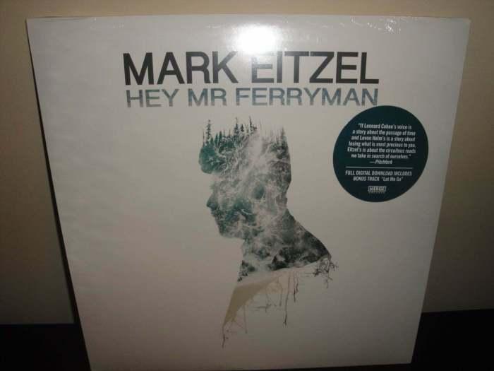"Mark Eitzel ""Hey Mr Ferryman"" 2017 Vinyl LP with Digital Download"