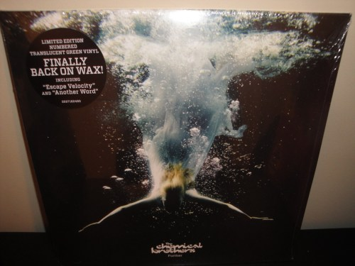 """The Chemical Brothers """"Further"""" 2016 2XLP Ltd Ed Colored Vinyl"""