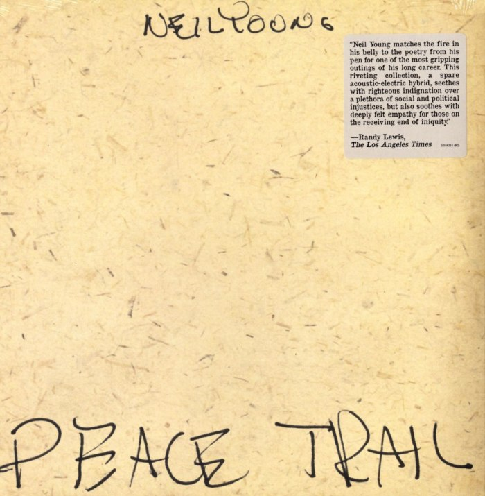 Neil Young - Peace Trail - Vinyl, LP, WEA, 2016