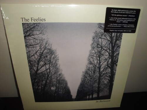 The Feelies - In Between - 2017 Vinyl LP with Digital Download