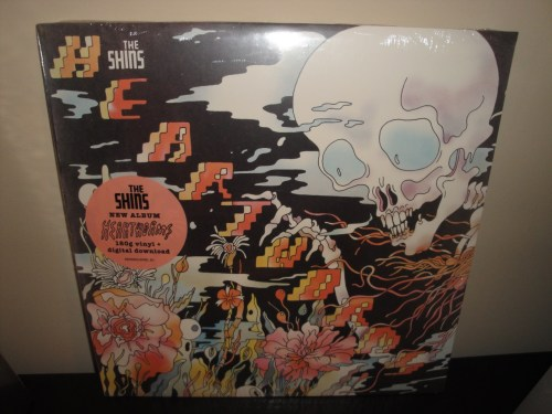The Shins - Heartworms - 180 Gram Vinyl LP, New 2017