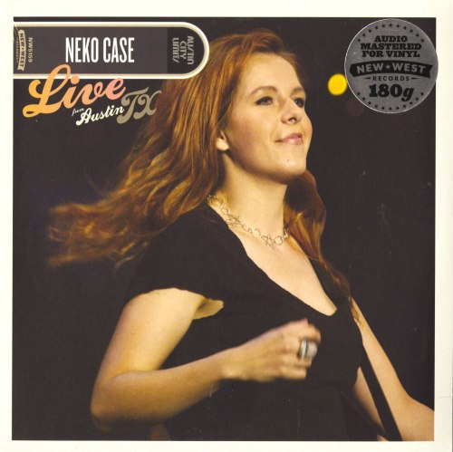 Neko Case – Live From Austin, TX – 2017 180 gram Vinyl LP