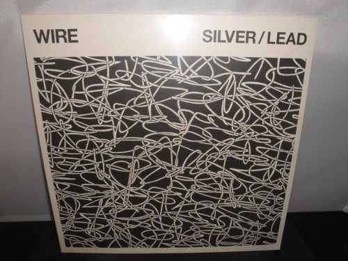 Wire - Silver/Lead - Vinyl LP 2017 - Pink Flag Records, Post Punk