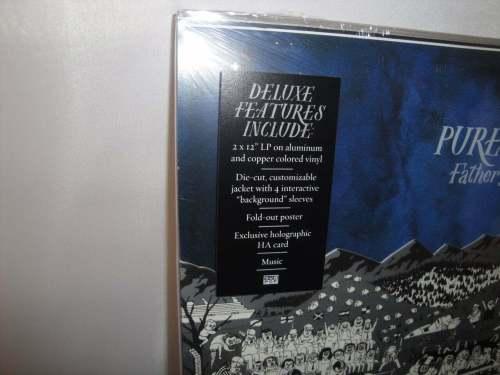 Father John Misty - Pure Comedy - Ltd Ed 2XLP Colored Vinyl, Die Cut