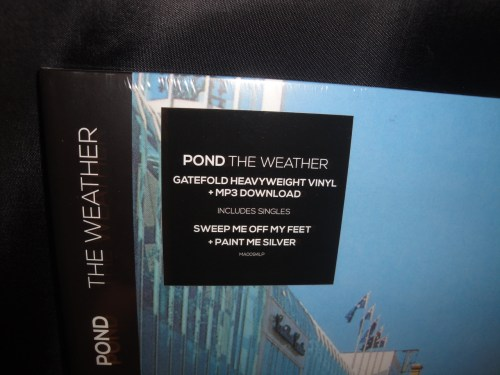 Pond - The Weather Vinyl