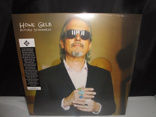 Howe Gelb - Future Standards - 2017 Vinyl LP Fire Records