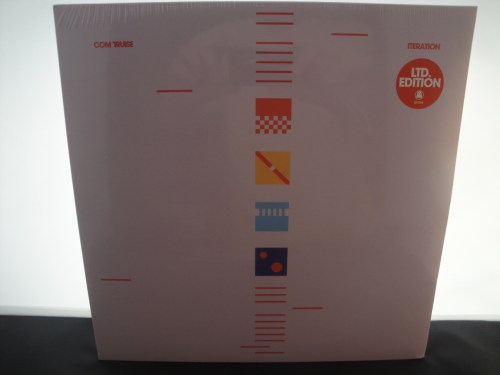 Com Truise - Iteration - Ltd Ed 2XLP, 2017, Ghostly
