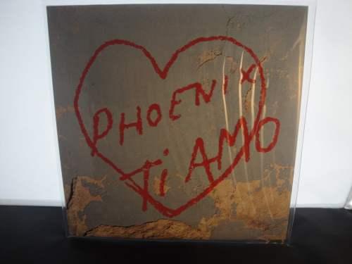 Phoenix - Ti Amo - 2017 Vinyl LP in Special Sleeve