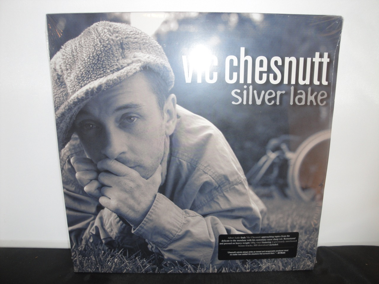 Vic Chesnutt - Silver Lake - 2XLP, 2017, Double Vinyl Reissue