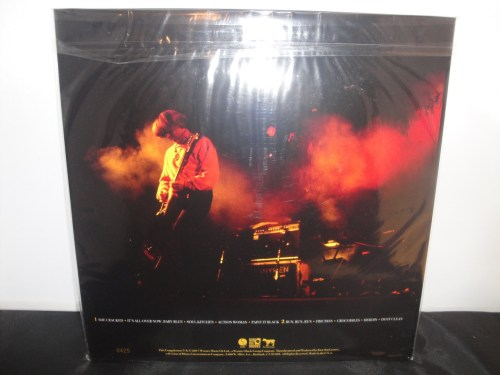 Echo & The Bunnymen - It's All Live Now - Run Out Groove, Ltd Ed, Numbered, 2017
