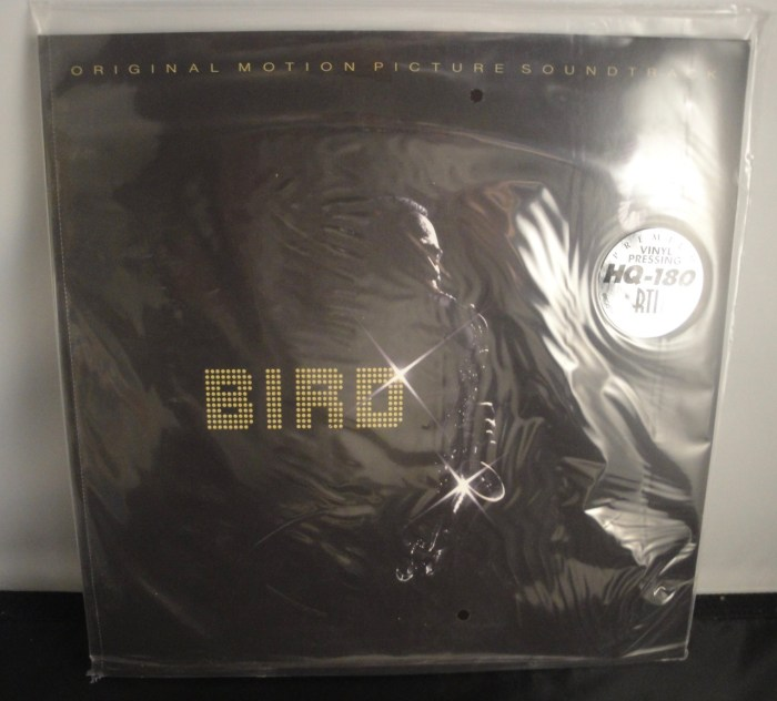 Bird - Original Motion Picture Soundtrack - 180 Gram Vinyl, Gatefold, 2016