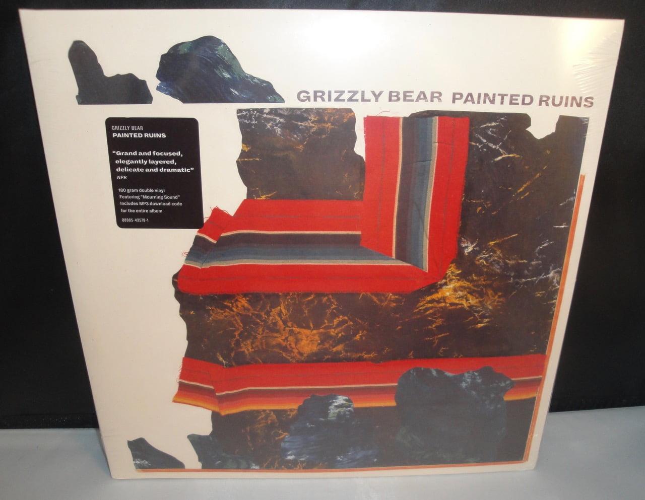 Grizzly Bear - Painted Ruins - 180 Gram Vinyl, Gatefold Jacket, 2XLP, 2017