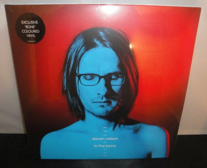 Steven Wilson - To The Bone - 2XLP, Limited Edition Bone Colored Vinyl, 2017