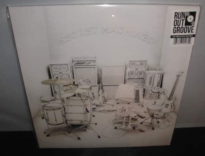 Secret Machines - Now Here Is Nowhere - Ltd Ed, 180 Gram Colored 2XLP Vinyl