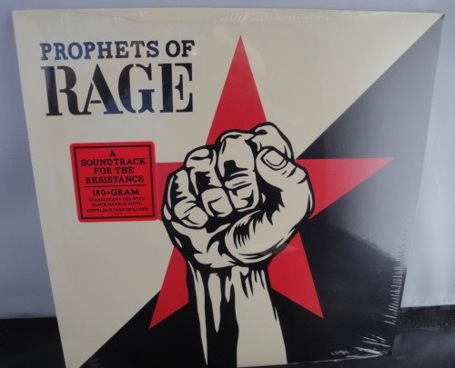 Prophets Of Rage - Prophets Of Rage [Explicit Content] Vinyl LP, 180 Gram, Colored Vinyl, 2017