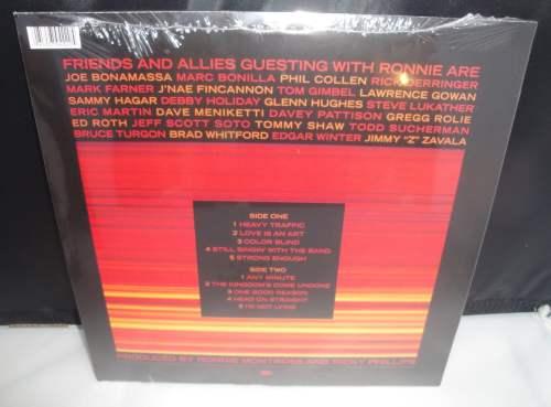 Ronnie Montrose - 10x10, 2017 Vinyl LP