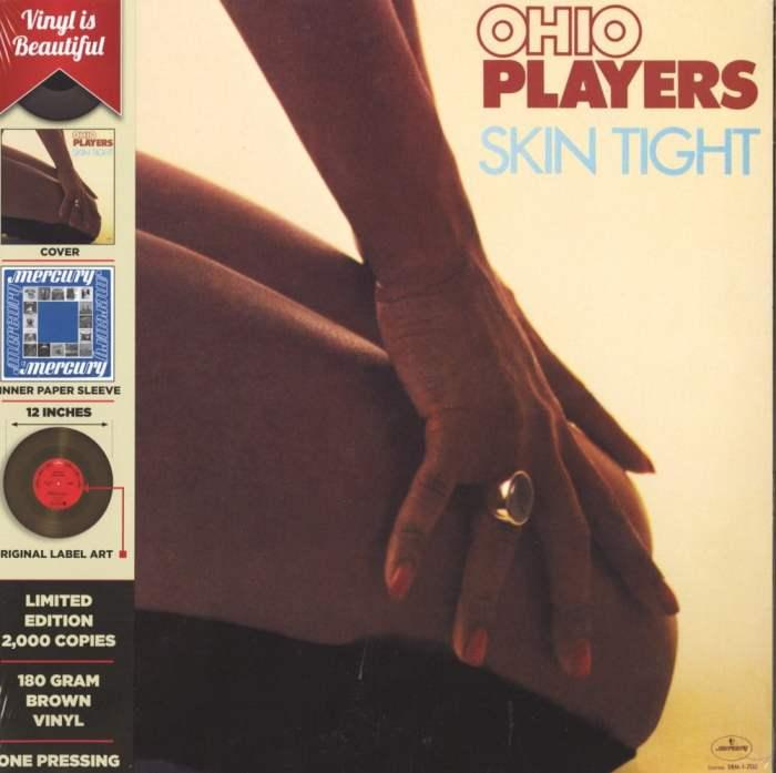 Ohio Players - Skin Tight - Ltd Ed, Brown, Colored Vinyl, 180 Gram, Reissue, 2016