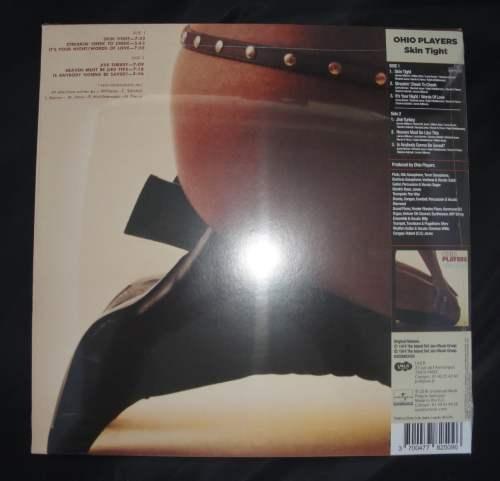 Ohio Players - Skin Tight - Ltd Ed Brown 180 G Vinyl, Reissue, 2016