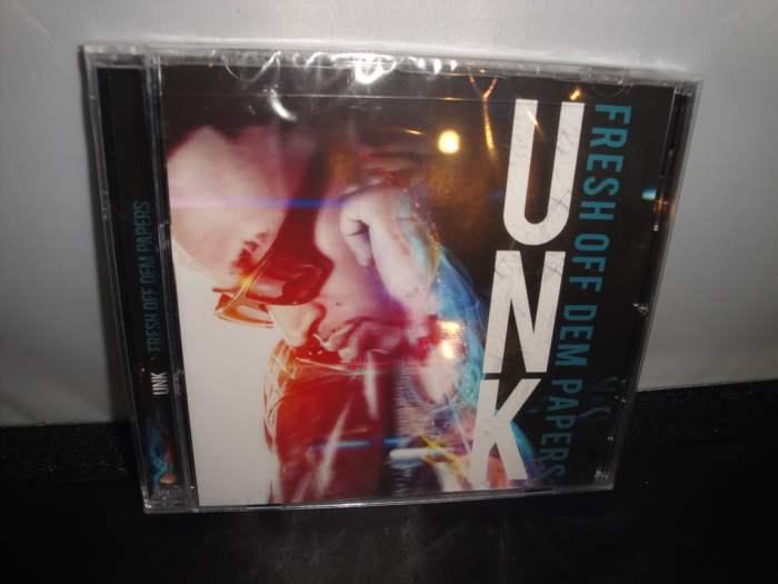 Unk - Fresh Off Dem Papers [Explicit Content] - CD, 2017