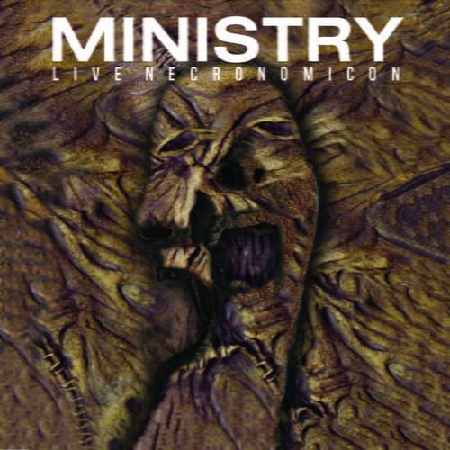 Ministry - Live Necronomicon - 2XLP, Gatefold, Double Vinyl, 2017, Reissue