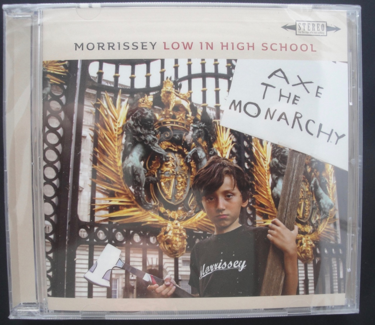 Morrissey - Low In High School - Compact Disc, CD, New, Sealed, 2017