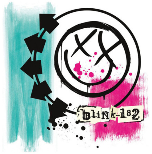 blink-182 - blink-182 - Limited Double Pink Colored Vinyl, Reissue, 2017