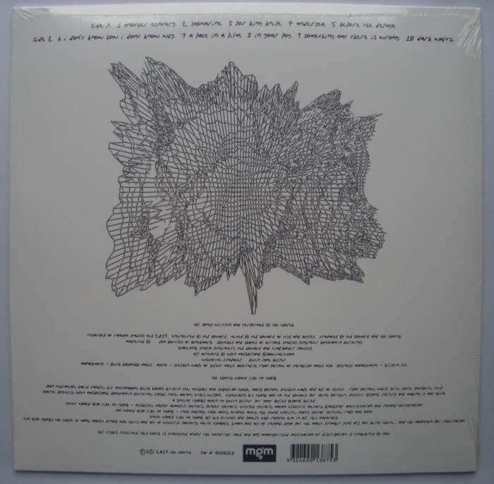 The Church - Man Woman Life Death Infinity - Ltd Ed White Vinyl, 2018