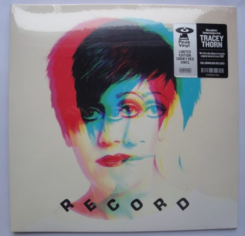 Tracey Thorn - Record - Ltd Ed, Red Colored Vinyl, Merge Records, 2018