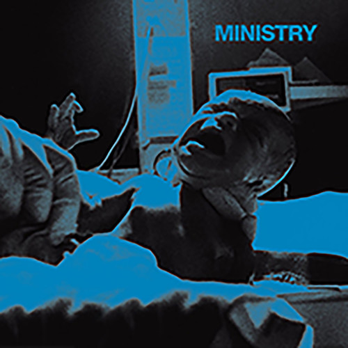 Ministry - Greatest Fits - Ltd Ed, Colored Vinyl, Numbered, 2XLP, 2018