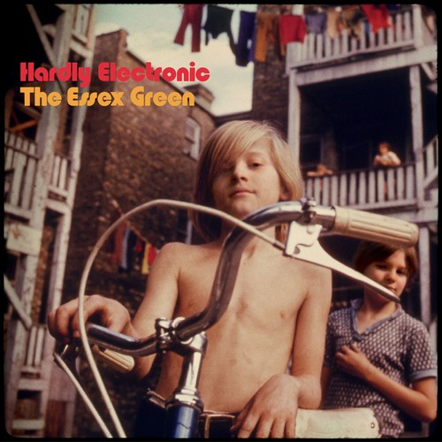 The Essex Green - Hardly Electronic - Indie Exclusive, Limited Edition Vinyl, LP, 2018